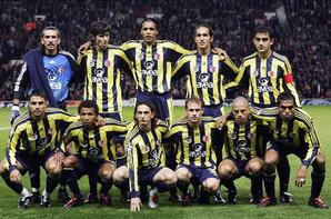 Fenerbahçe Saison 2004/2005