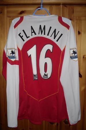 Arsenal Saison 2004/2005