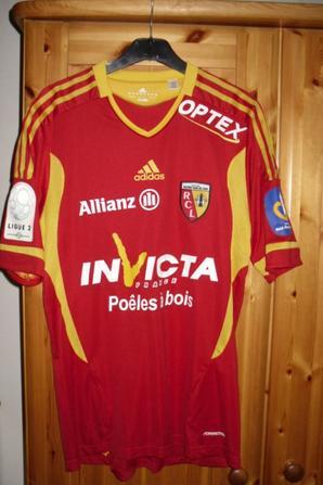 RC Lens Saison 2011/2012