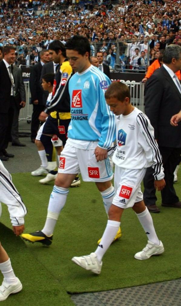 Short OM finale coupe de France 2007
