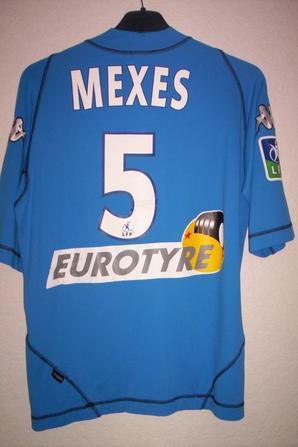 AJ Auxerre 2003/2004