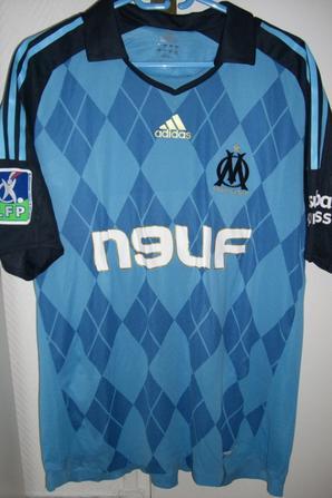 OM Saison 2008/2009