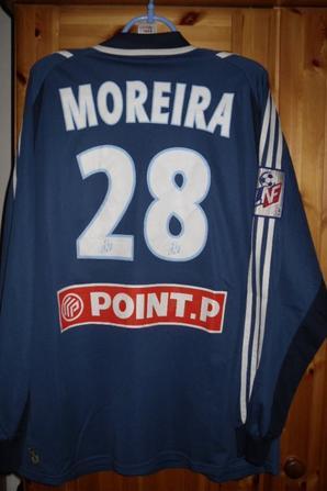 OM Saison 2001/2002