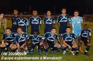OM Saison 2006/2007