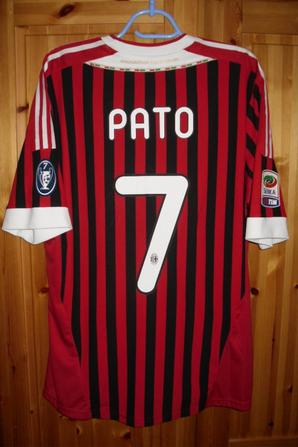 MILAN AC Saison 2011/2012