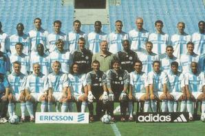 OM Saison 2000/2001