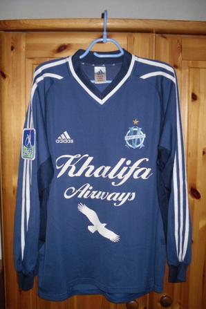 OM Saison 2002/2003