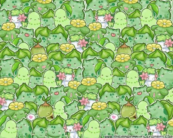 Pokémon Kawaii Wallpaper