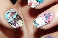 Nail Art, des ongles vraiment mignons ! #3