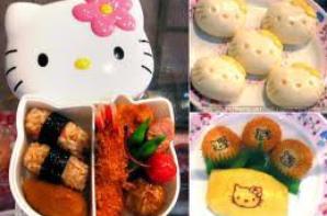 Gourmand et Kawaii : Edition spéciale Hello Kitty partie 2 !
