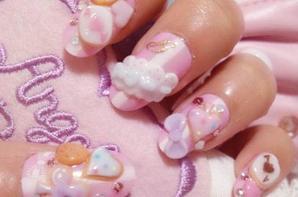 Nail Art, des ongles vraiment mignons ! #4