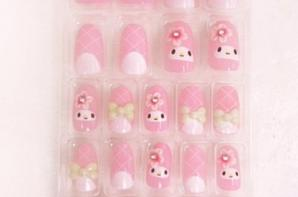 Nail Art, des ongles vraiment mignons ! #10
