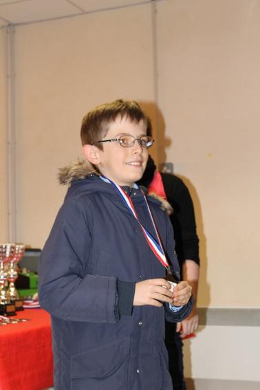 Premiere manche du tournoi des Ecoles de Tir à BUC