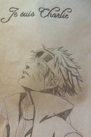Hidou a lot of drawing !