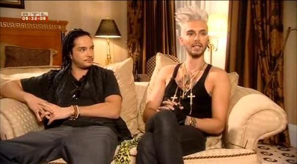 _ Bill & Tom - RTL  Punkt 6 _ (24/09/2012) ***