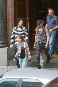 _ Bill & Tom _ Borchardt Restaurant (Berlin) _ (28/09/2012) ***