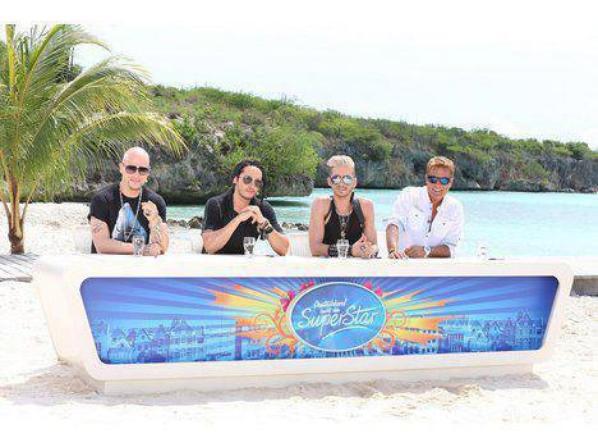_ Bill & Tom _ DSDS à Willemstad , Curacao , Caraibes (06/11/2012) ***