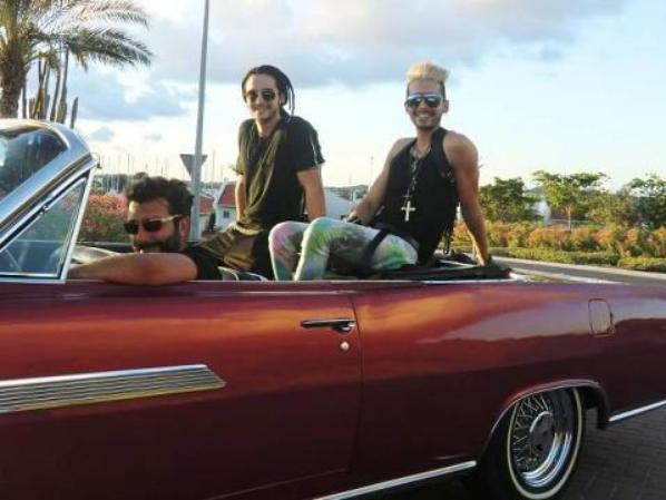 _ Bill & Tom , Curacao  ( Novembre 2012) ****