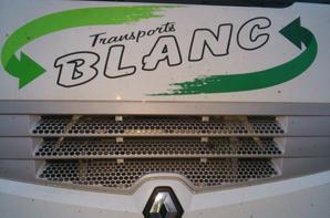 société transport blanc 01