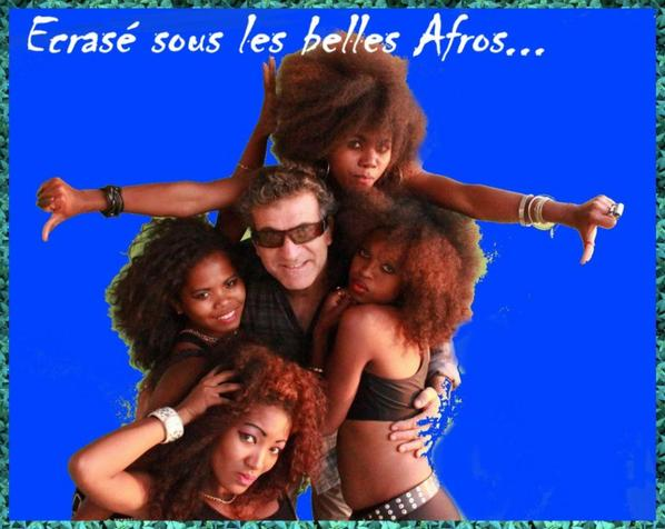 PREPARATION DU CLIPDE STELLA AFRO :  LA VIE