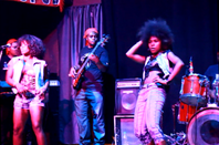 STELLA AFRO CONCERT DE ROCK  AU JAO'S PUB A TANANARIVE LE 14 NOV 2014