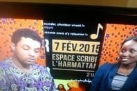 C'était le 20 janvier sur TELESUD!