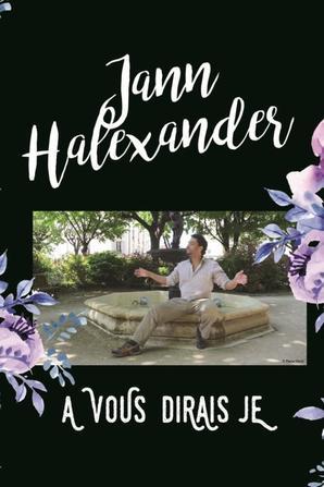 Les chansons d'amour de Jann Halexander  dans l'album A VOUS DIRAIS-JE