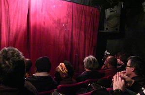 Une belle salle pour Jann Halexander le 12 décembre au Théâtre du Gouvernail