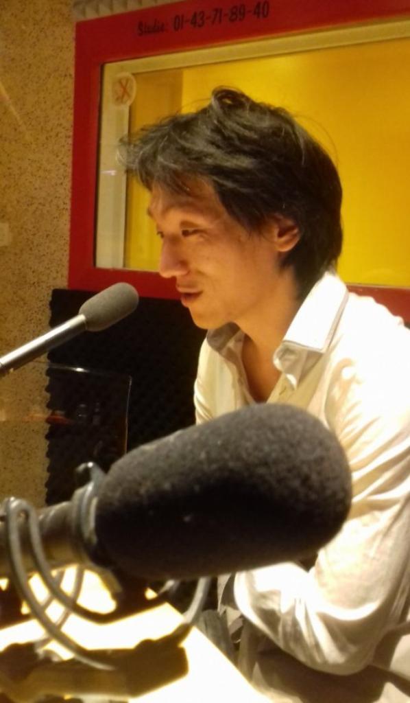 Interview Jann Halexander sur Radio Libertaire en ligne !