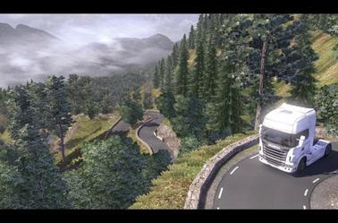 Scania Truck Driving Simulator, ce n'est pas terminé !