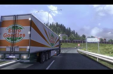 Euro Truck Simulator 2 - Plaques d'immatriculation