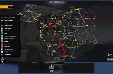 Rotterdam - Milano en Renault Premium