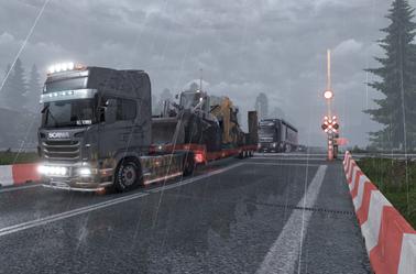 Vidéo Config Scania !