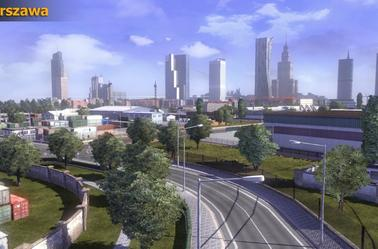 Euro Truck Simulator 2 - Eastern European Expansion