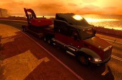 Californie nous voilà! (American Truck Simulator)