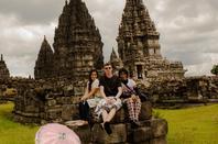 complément photo du voyage en indonésie