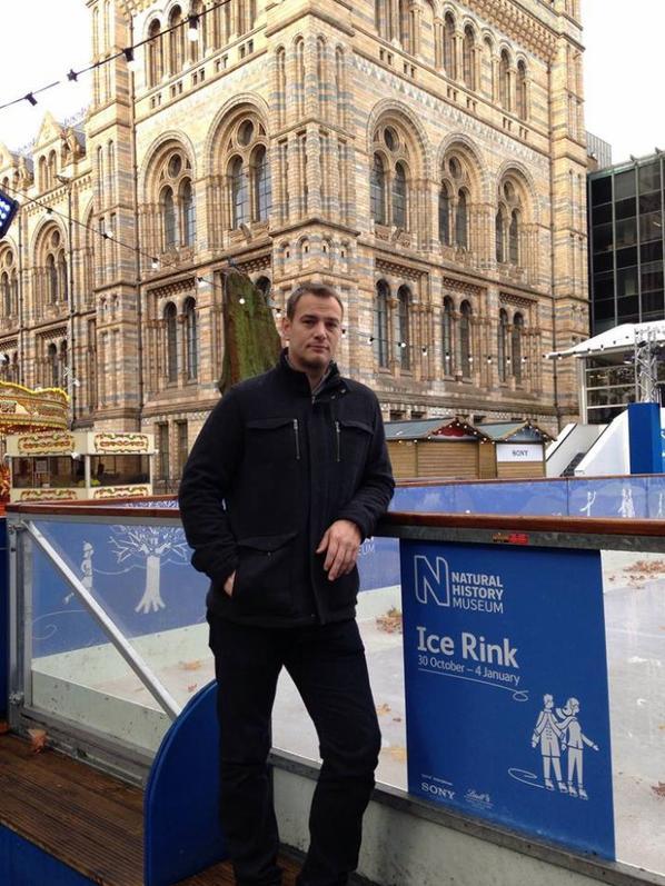 London pre-chrismas