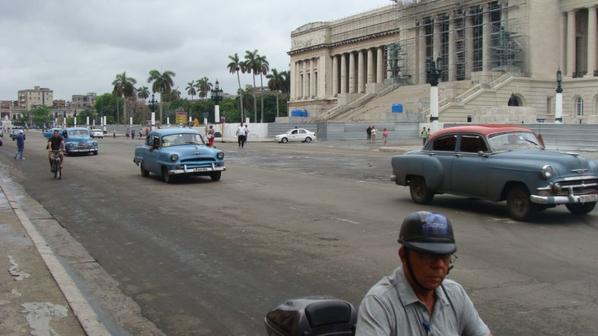 Cuba, capitole et cigares