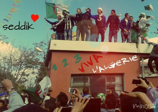 Sm!le Beacause U'Re Algerian
