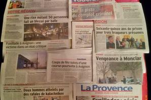 Avignon fusillade