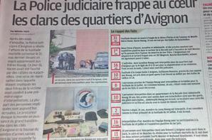 Banditisme en cité à Avignon
