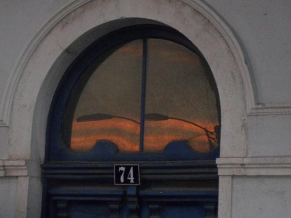 Fenetre Sunset