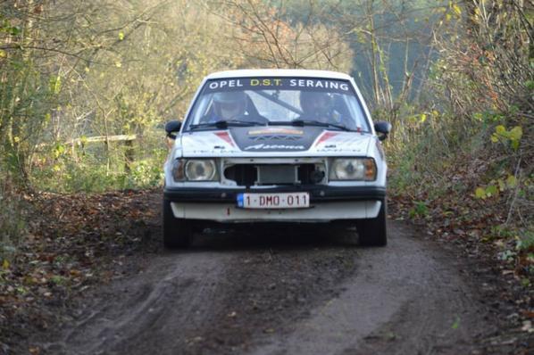Rallye des Crêtes novembre 2014