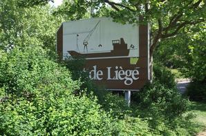 A Herstal sur la Meuse