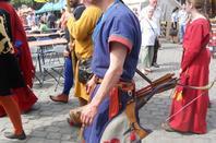 Marché médiéval à Etterbeek