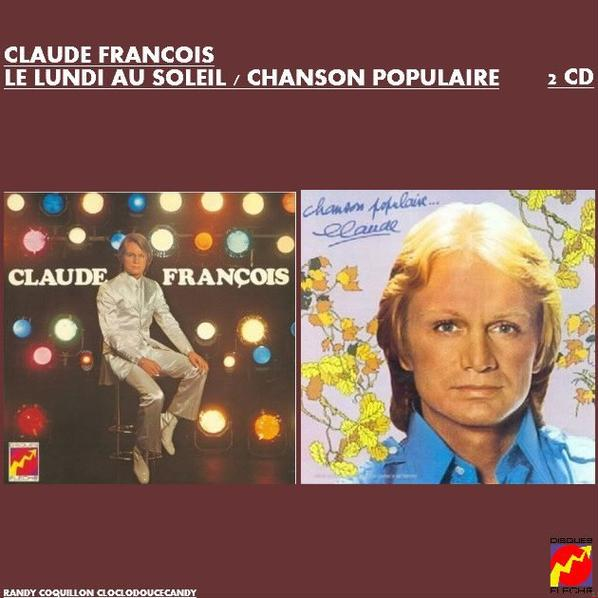 VOICI MON NOUVEAU MONTAGE CLAUDE FRANÇOIS FAÇON COMPIL 2 ALBUMS