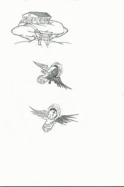 """d'autre dessin mais d'autre arrive """"N°4"""""""