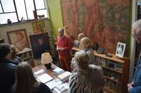 Notre visite à Bruxelles Maison du peintre Emile Fabry