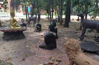 Un des multiples temples de Nong Khai.