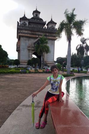 Vientiane - Patuxai – Victory Monument